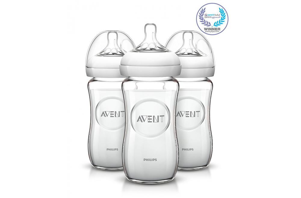 Avent Natural Glass Bottles Reviews