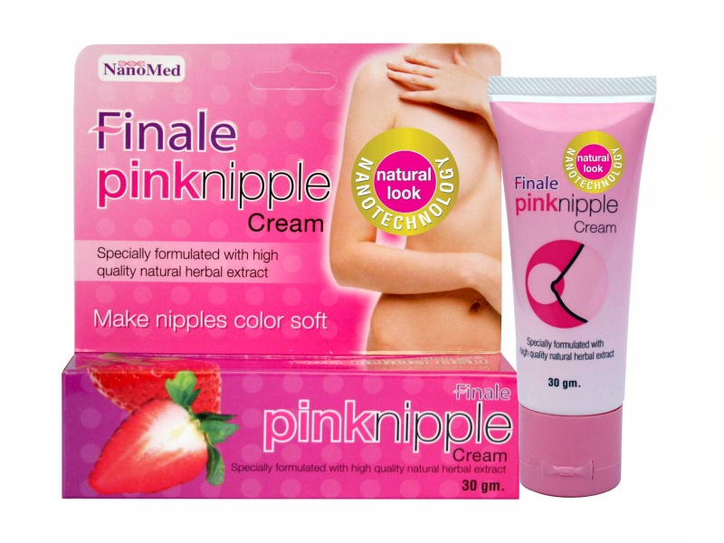 10. Pink Nipple Cream with in 4 Weeks 30g