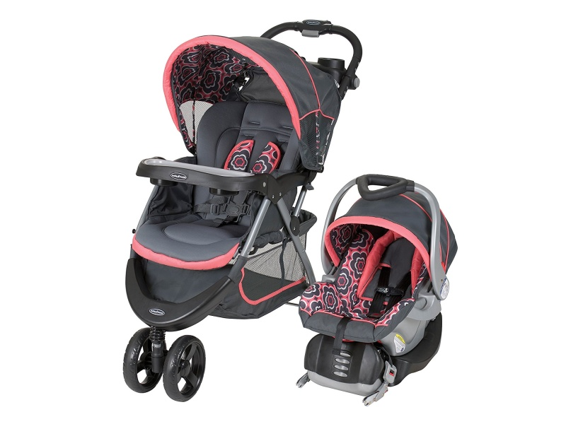 Baby Trend Nexton Travel System, baby girl travel systems