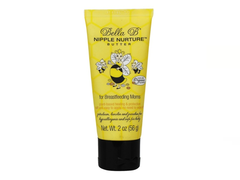 Bella B Nipple Nurture Butter, 2 oz, best nipple cream
