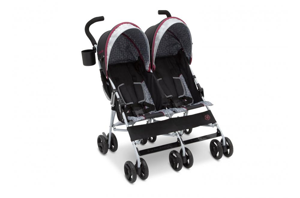 J is for Jeep Brand Scout - Light Double Stroller