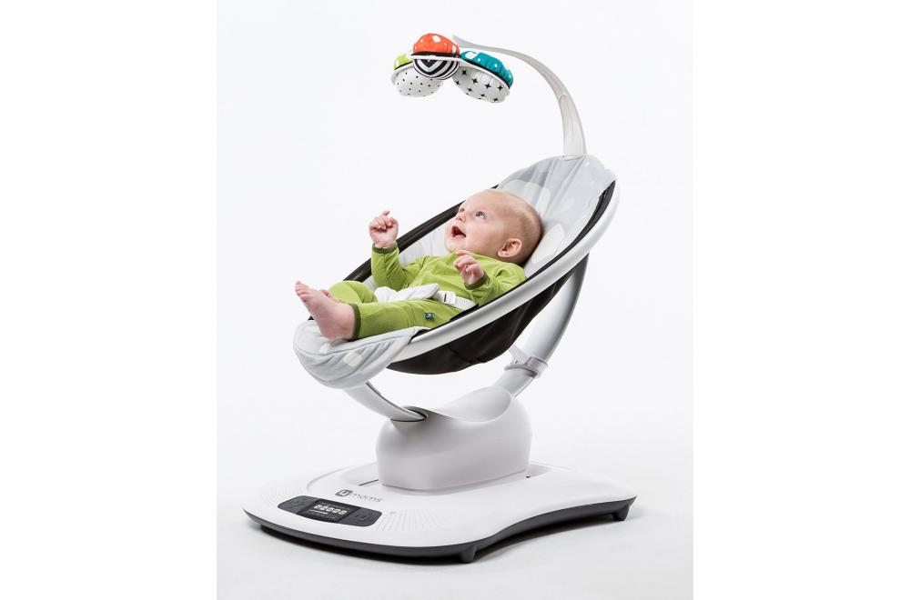 4moms mamaRoo - Best Electric Baby Swing