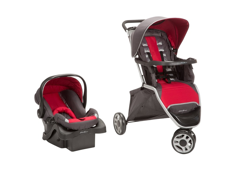 Eddie Bauer TriTrek Travel System, best baby travel systems