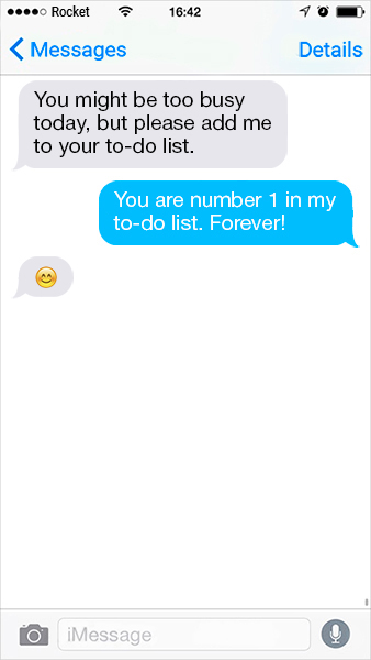 60 cute text messages for him make him fall in love with you