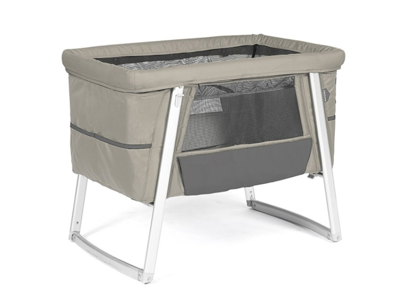 BabyHome Air Bassinet - Sand