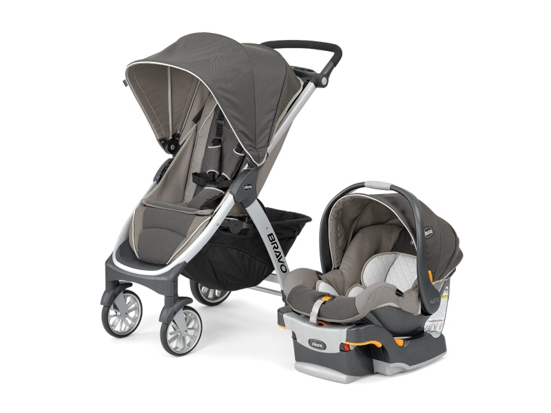 Chicco Bravo Trio Travel System, best travel systems for babies