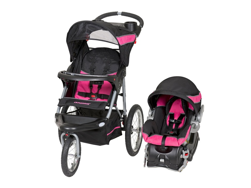 Baby Trend Expedition Jogger Travel System, best baby travel system reviews
