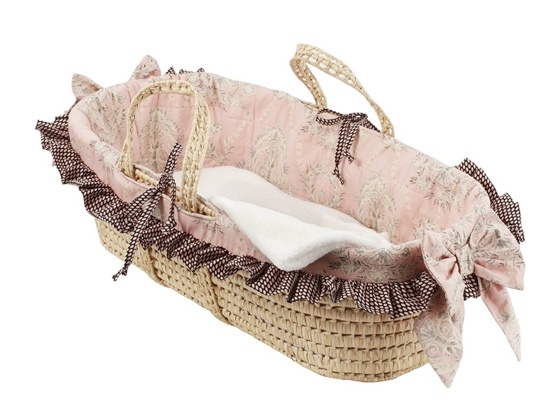 8 Cotton Tale Designs Moses Basket