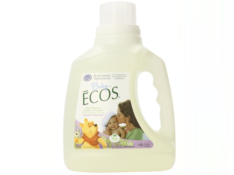 Earth Friendly Products Baby Ecos Laundry Detergent, Lavender and Chamomile, 100