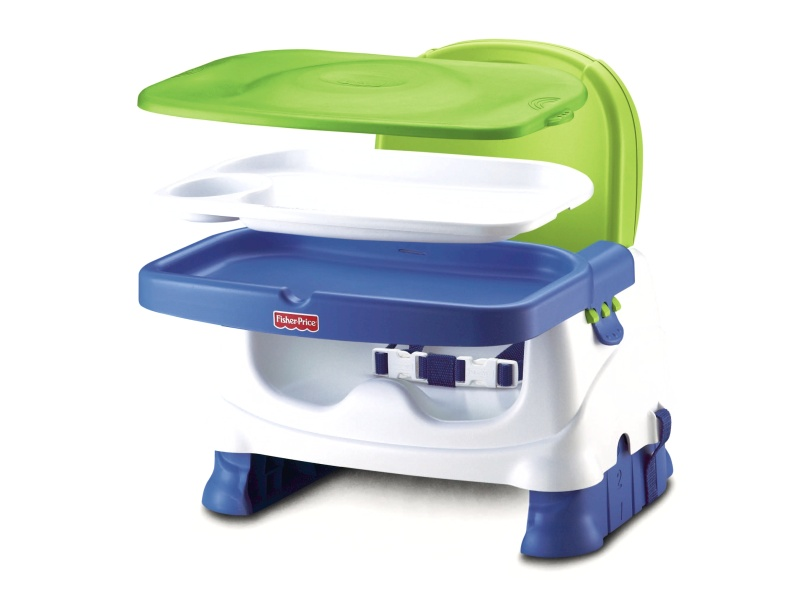 Fisher-Price Healthy Care Deluxe Booster Seat, travel booster high chair