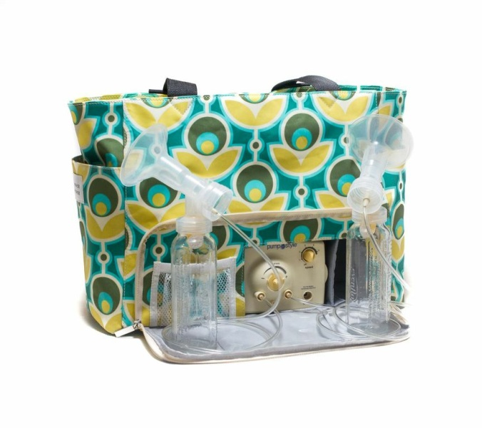 Nurse Purse Breast Pump Bag