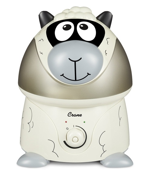 "Crane ""Sidney the Sheep"" Ultrasonic Cool Mist Humidifier"