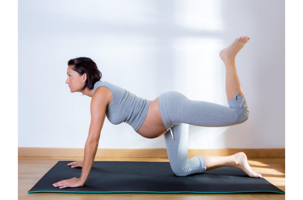 Can you work out while pregnant