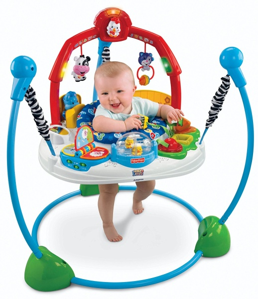 Fisher Price Laugh and Learn Jumper Jumperoo