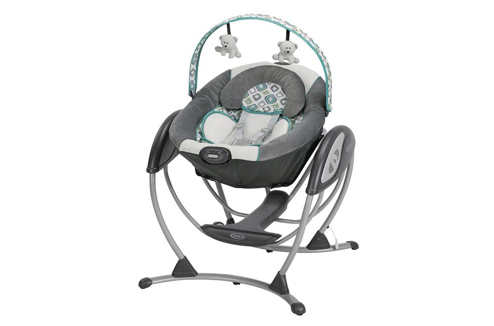 Graco LX Gliding - Best Baby Swing