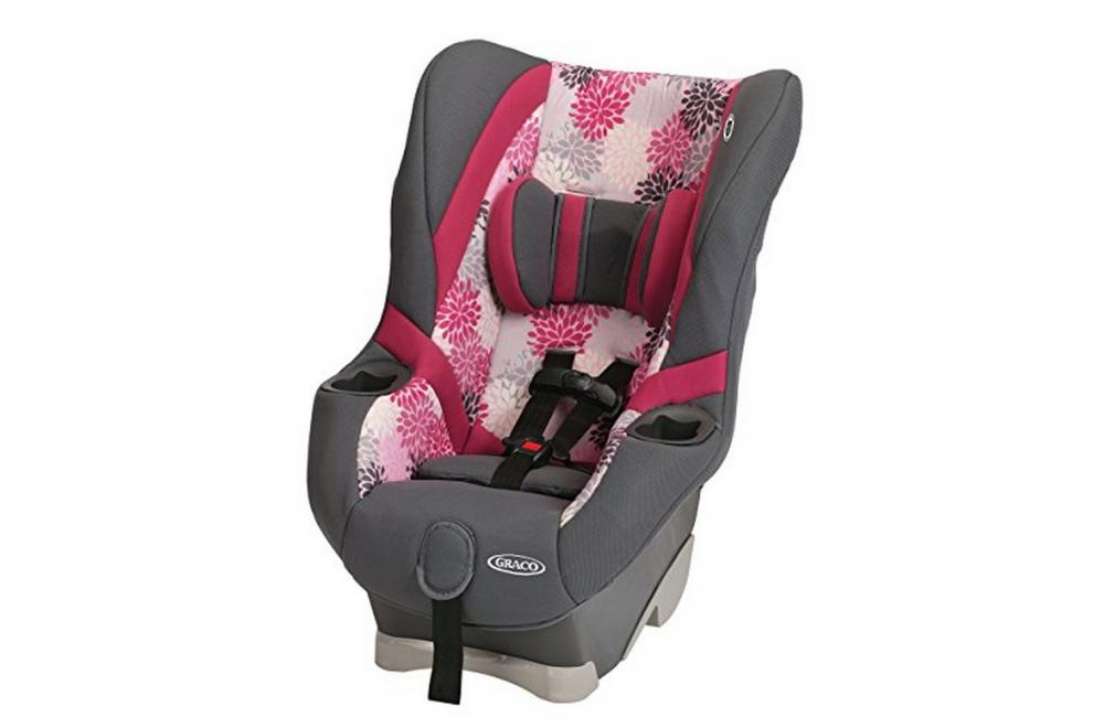 Graco My Ride 65 LX - Smallest Convertible Car Seat