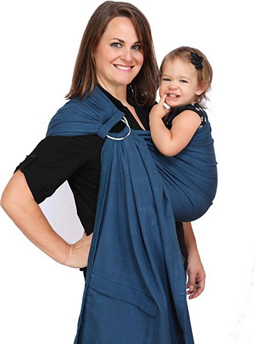 Maya Wrap ComfortFit Ring Sling & Baby Carrier