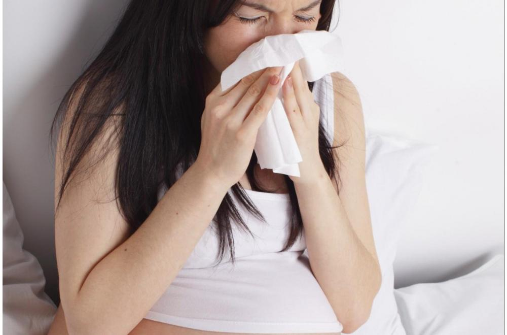 Sinus infection during pregnancy
