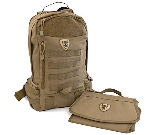 Tactical Baby Gear Day Pack