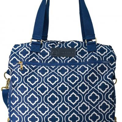 "Sarah Wells ""Lizzy"" Breast Pump Bag"
