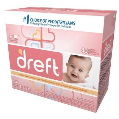 Dreft Baby Original Scent Powder Laundry Detergent