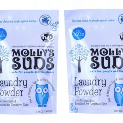 Detergent Peppermint Mollys Suds Concentrated