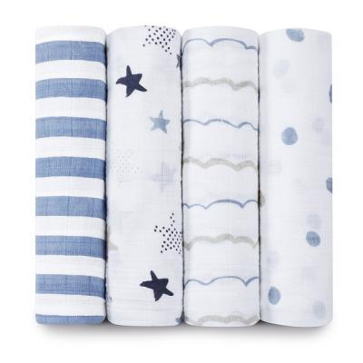 Aden + Anais Classic Muslin Swaddling Blankets