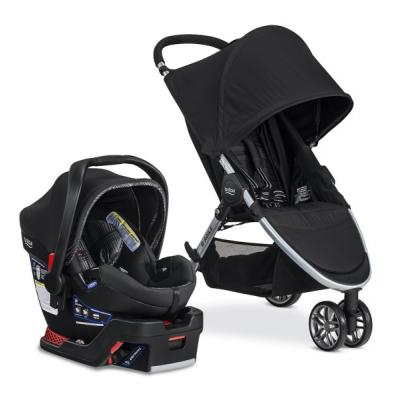 Britax 2017 B-Agile/B-Safe 35 Travel System