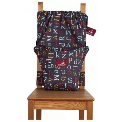 Totseat, washable and portable high chair