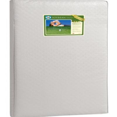 Sealy Crib Mattress with Soybean Foam-Core