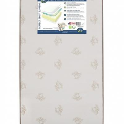 Serta Supreme Perfect Start Mattress for Cribs and Toddler Beds