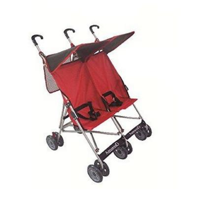 AmorosO Twin Baby Stroller
