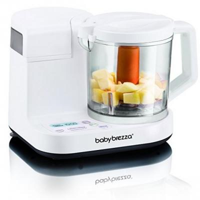 Baby Brezza Food Maker Glass Large 4 Cup Capacity