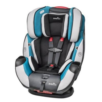 EvenFlo Symphony DLX All-in-1 Convertible Car Seat