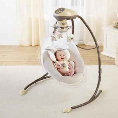 Fisher-Price My Little Snuggapuppy Cradle and Swing