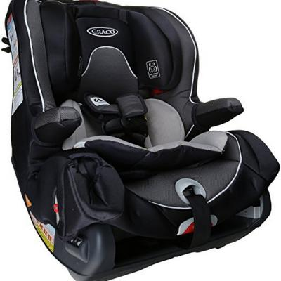 Graco SmartSeat All-in-1 Convertible Car Seat