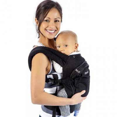 Mo+m Classic Cotton 3 Position Baby Carrier