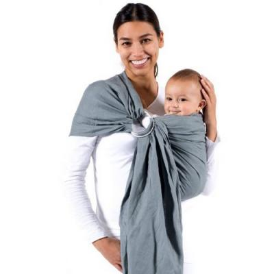Ring Sling Carrier and Comfort Cloud