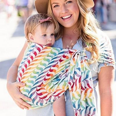 Tula Ring Sling Carrier - Migaloo Happy