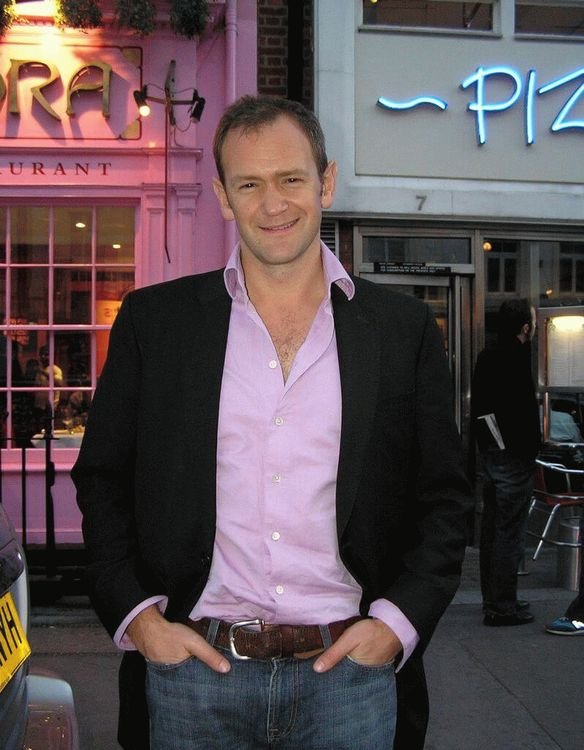 Alexander Armstrong, English comedian and presenter
