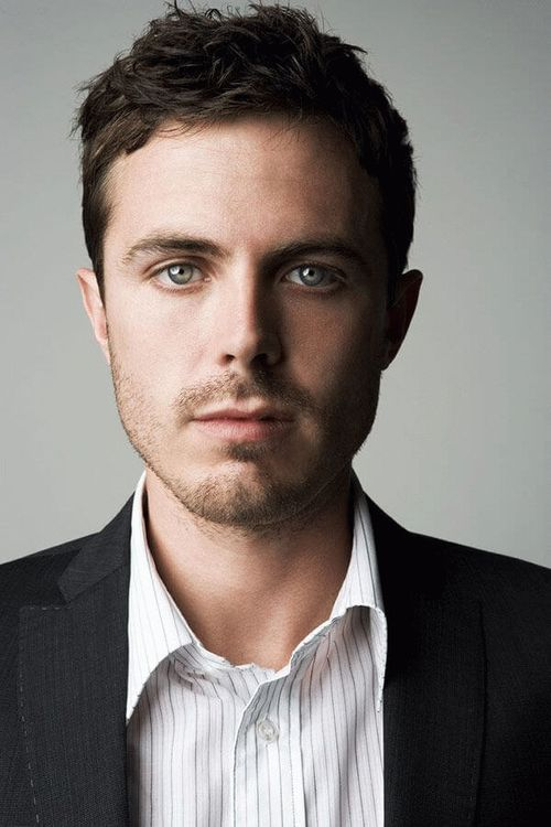 (Caleb) Casey Affleck, American actor