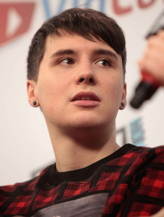 Daniel  James Howell, English radio presenter and Youtuber