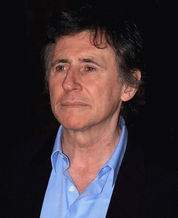Gabriel Byrne, Irish actor