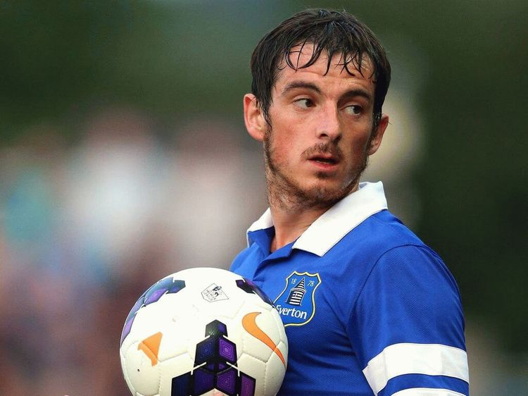 Leighton Baines, English footballer