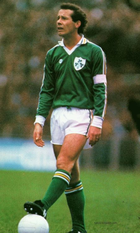 Liam Brady, Irish footballer