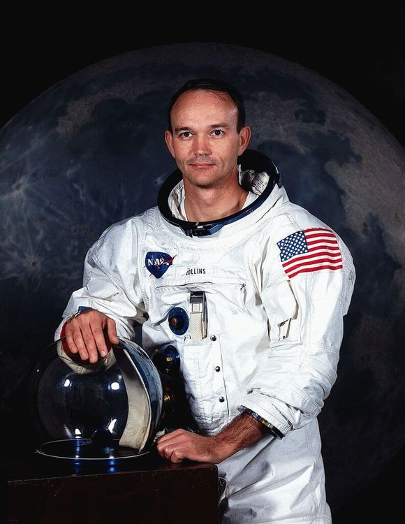 Michael Collins, American astronaut