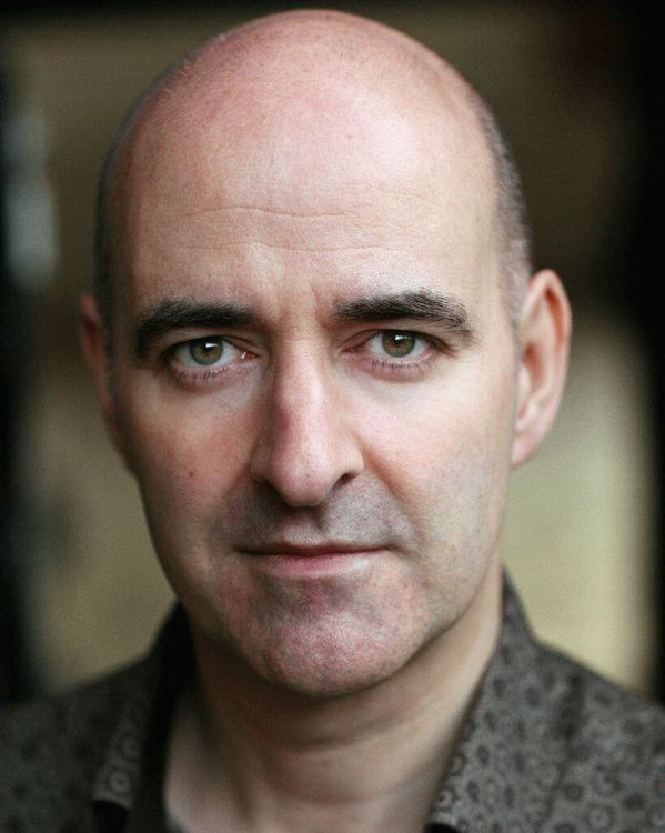 Nicholas Briggs, English actor, writer and director
