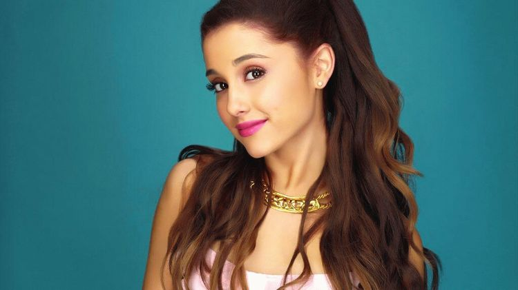 Ariana Grande, American singer and actress