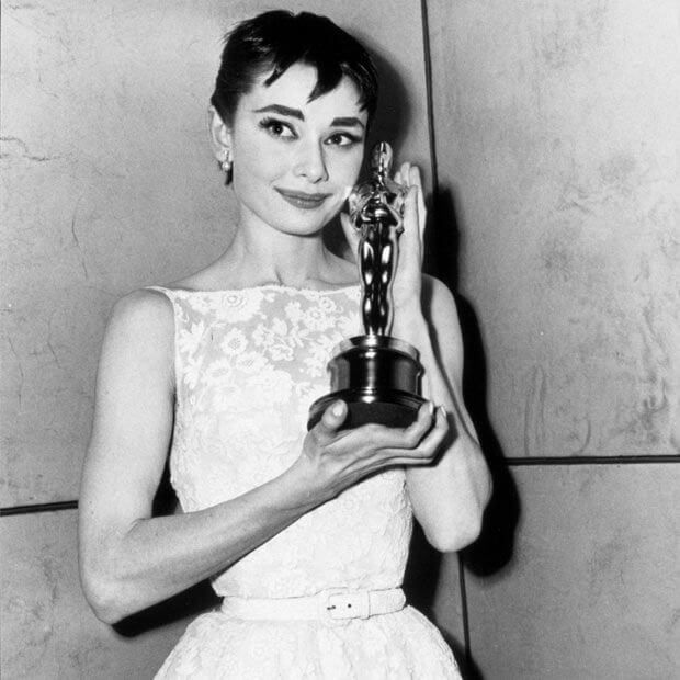 audrey hepburn - actress