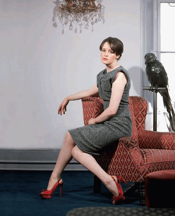 Claire Foy, English actress